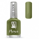 Moyra Gel Look lak na nechty 977 Jade 12ml
