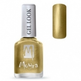 Moyra Gel Look lak na nechty 987 Bianca 12ml