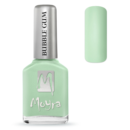 Moyra Bubble Gum Effect 12ml 621 Mojito