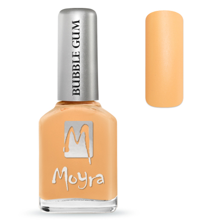 Moyra Bubble Gum Effect 12ml 623 Tangerine
