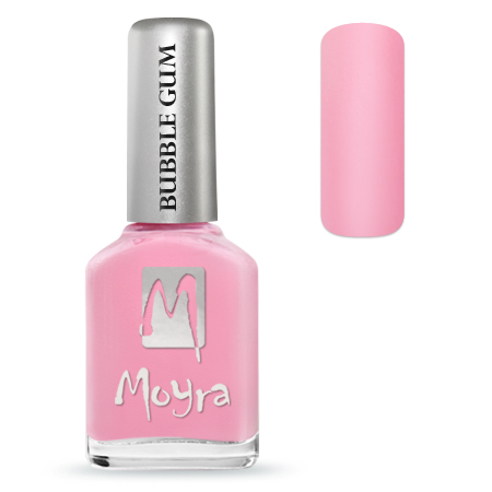 Moyra Bubble Gum Effect 12ml 625 Love Love