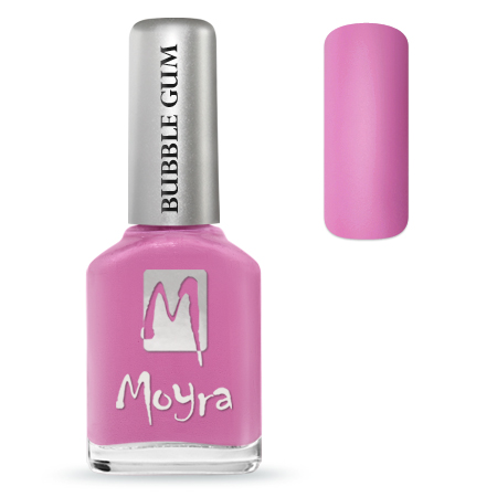 Moyra Bubble Gum Effect 12ml 626 Tutti Frutti