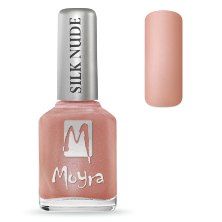 Moyra Silk Nude Effect 12ml 323 London