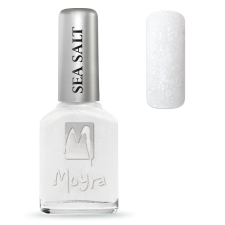 Moyra Sea Salt Effect 12ml 881 Pearl Drop