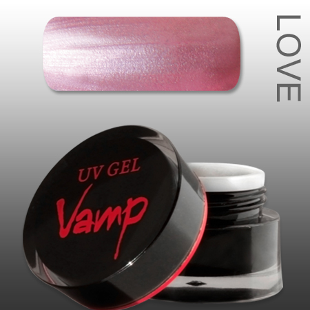 Vamp farebný gél 201 Secret, Love Collection