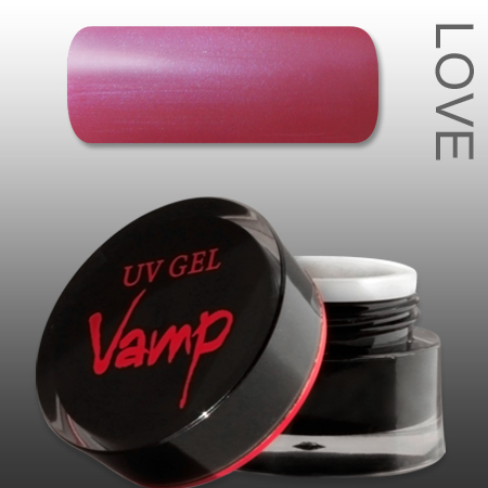 Vamp farebný gél 203 Bella, Love Collection