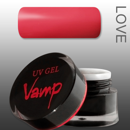 Vamp farebný gél 206 Glory, Love Collection