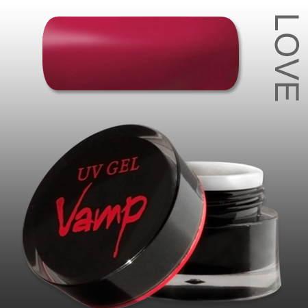 Vamp farebný gél 207 Passion, Love Collection