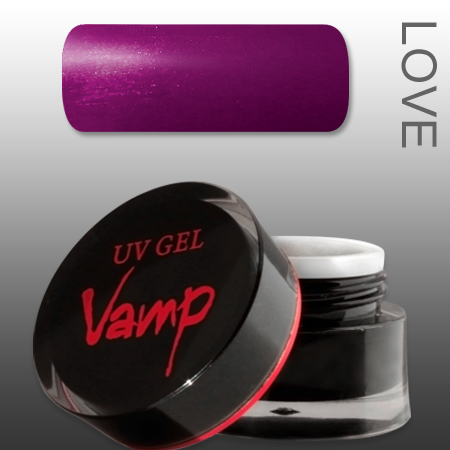 Vamp farebný gél 208 Imprinting, Love Collection