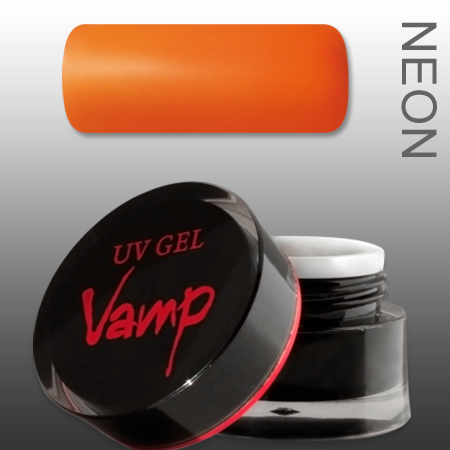 Vamp farebný gél 702 Neon Orange, Neon Collection
