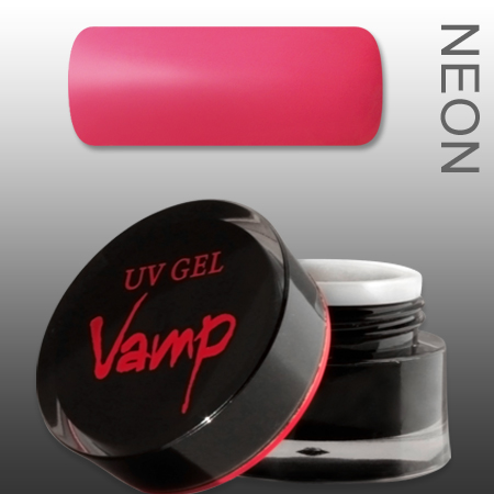Vamp farebný gél 703 Neon Pink, Neon Collection